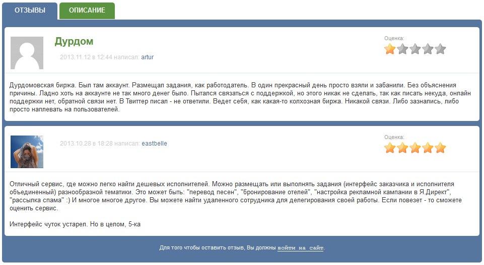 отзывы о work zilla сайт в интернете