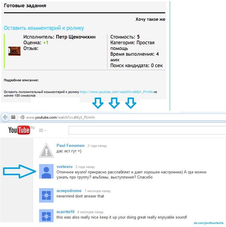 Исполнитель Петр Щекочихин на client work zilla com