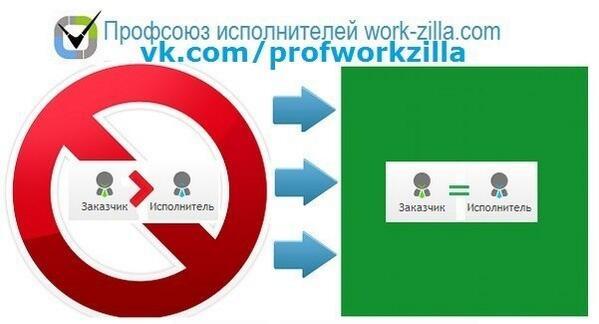 профсоюз исполнителей work-zilla